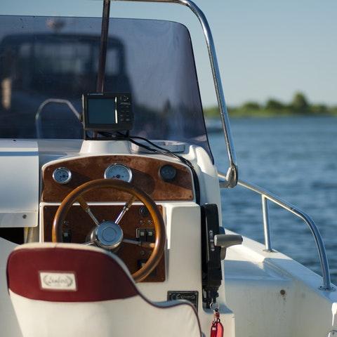 sittplats i båt